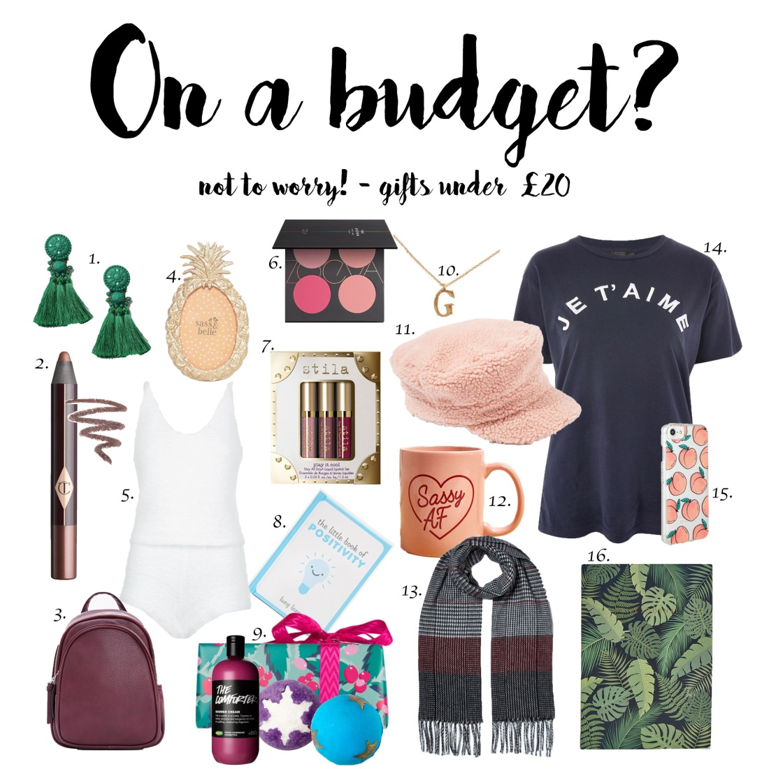Christmas Gift Guide 2017 – Oh My Gosia